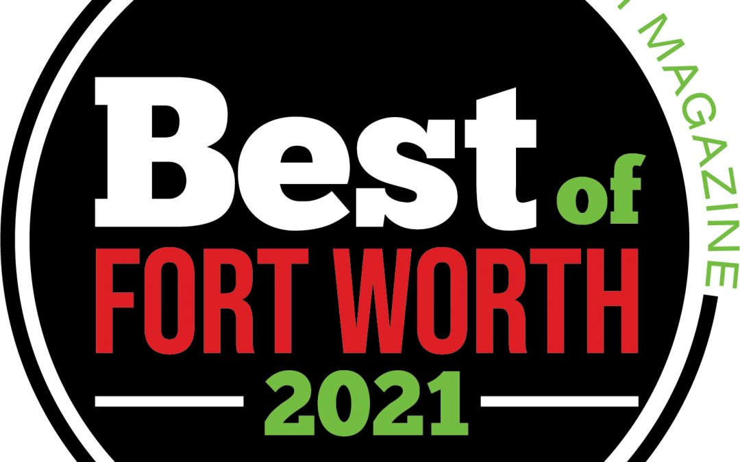 Best Of Fort Worth 2021