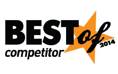 Best Of Competitor 2014