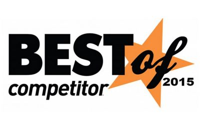 Best Of Competitor 2015